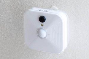 Discreet camera